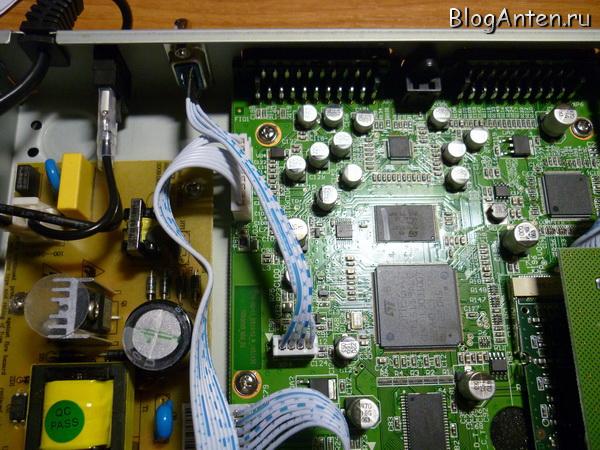 Ремонт ресивера GS-8300 N