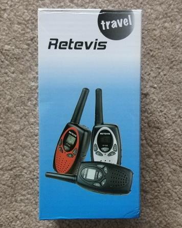 Retevis RT628 упаковка