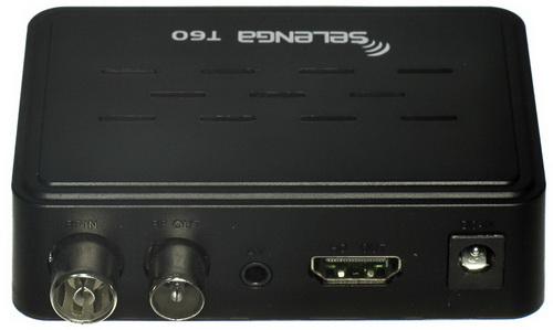 SELENGA T60 разъёмы
