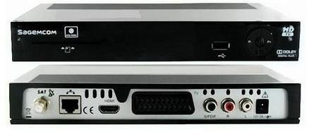 Sagemcom DSI87-1 HD