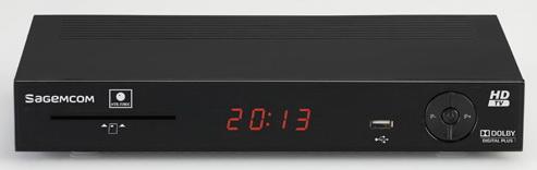 Sagemcom DSI87 HD