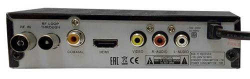 Selenga HD930D разъёмы