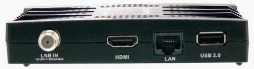 SkyPrime HD Mini разъемы