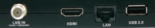 Sky Prime HD mini разъемы