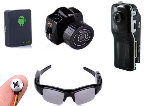 Наказание за использование GPS трекера или видеокамеру