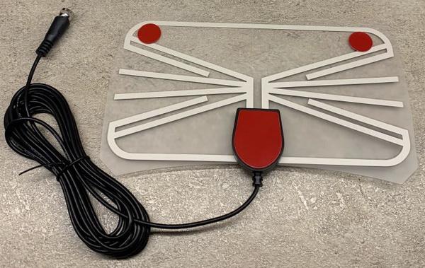 Компактная ТВ антенна