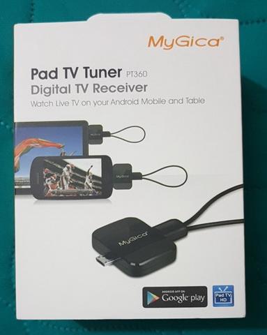 ТВ тюнер для Андроид MyGica PT36