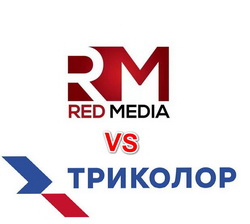 Trikolor vs RedMedia