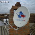 Инструкция по установке Спутникового ТВ