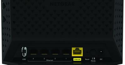 netgear-r6100-100pes разъёмы