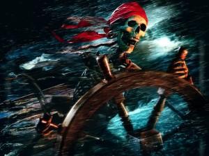 пиратский триколор