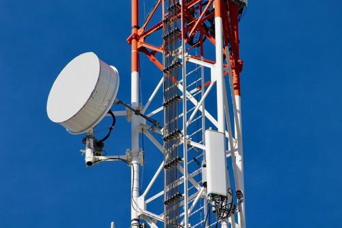 Радиорелейная антенна