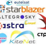 Топ провайдеров спутникового интернета
