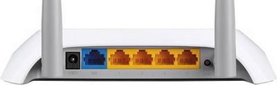 tp-link-tl-wr840n разъёмы