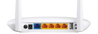 tp-link-tl-wr842n разъёмы