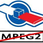 Триколор ТВ закрывает вещание в  MPEG-2