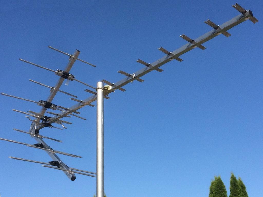 Волновой канал ДМВ